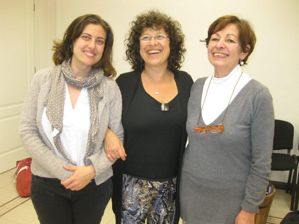 Seminario SPID con Susana Pendzik PhD raffa e susanna